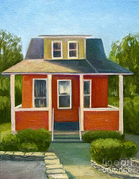 West Broadway Home by Jane Simonson
