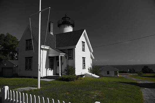 West Chop Lighthouse #5 by James Reynolds