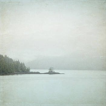 West Coast Passage - Canada - Square by Lisa Parrish