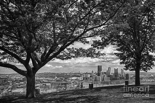 West End Overlook by Mike Vosburg