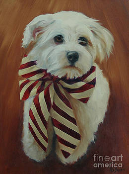 West Highland Terrier by Pet Whimsy  Portraits