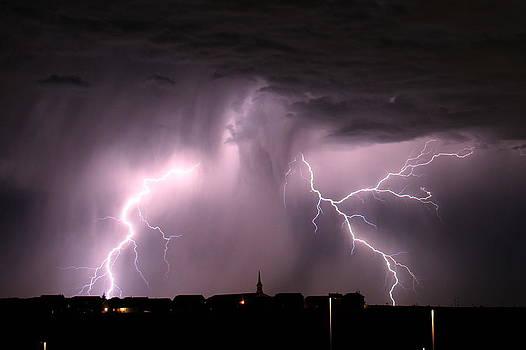 West Jordan Lightning by Paul Marto
