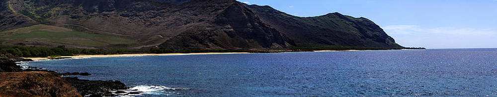 West Oahu Panorama by Rob Tullis