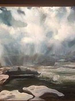 West Texas Storm by Judy  Blundell