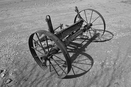 West Texas Wagon by Jason Brow