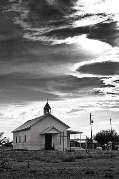 Western Church by Tom Wenger