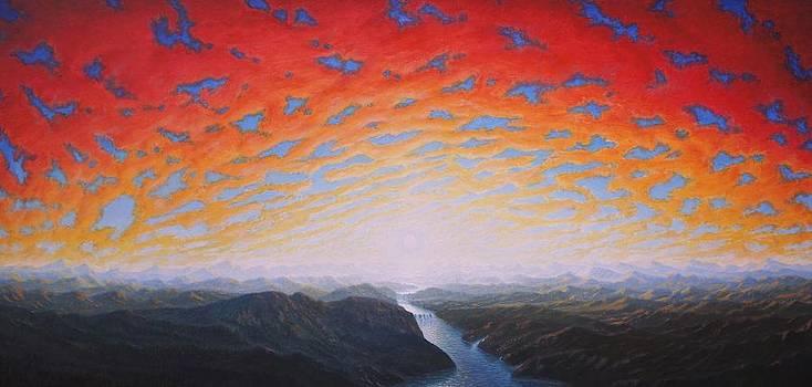 Western Glow by Karma Moffett