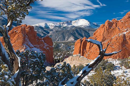 Western Landscapes Colorado by John Hoffman