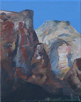 Western Skyline by Greg Willits