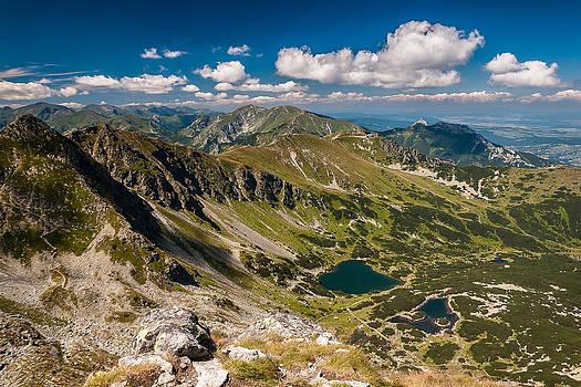 Western Tatras by Michal Kabzinski