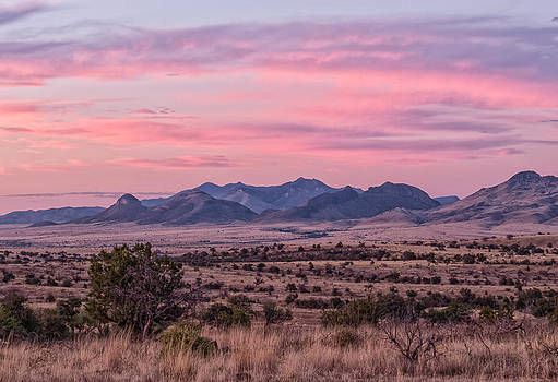 Western Twilight by Beverly Parks