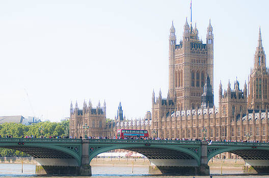 Westminster by Arylana Art