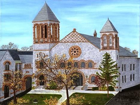 Westminster Presbyterian Church by Sara Davenport