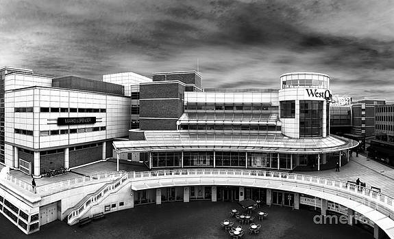 WestQuay Black and White by John Basford