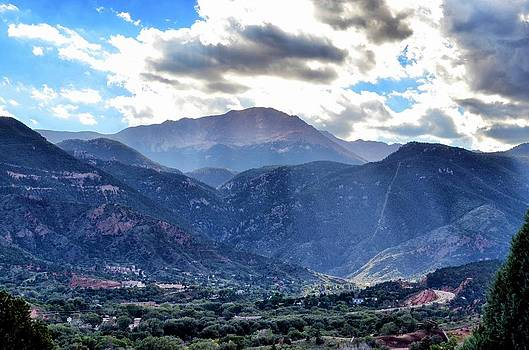 Westside Colorado Springs by Clarice  Lakota
