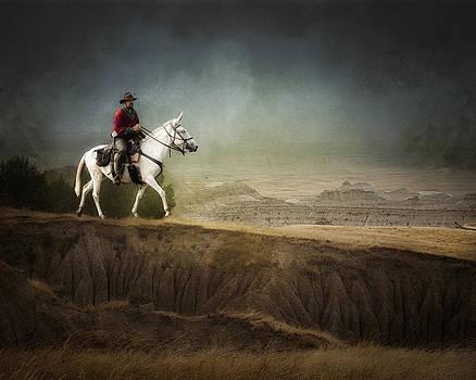 Westward by Ron  McGinnis