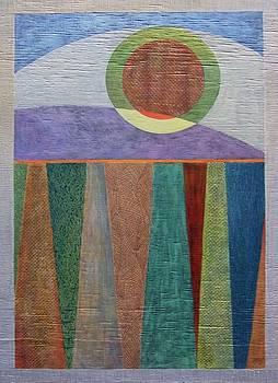 Westward the Sun by Jennifer Baird