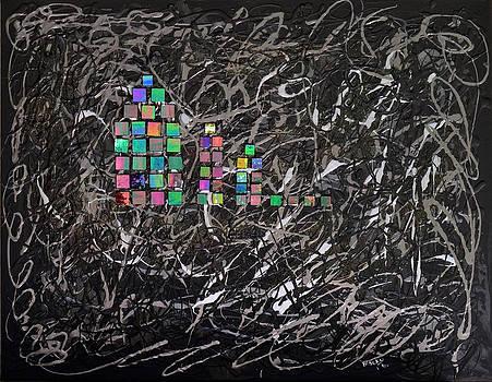 Donna Blackhall - Wet Reflections