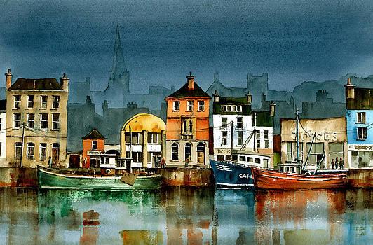 Val Byrne - Wexford Quayside