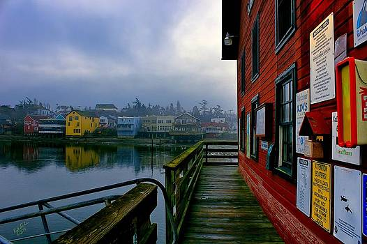 Wharf and Waterfront by Rick Lawler