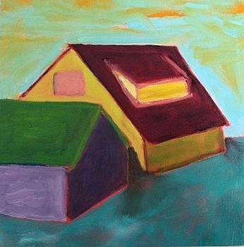 What Barns? by Molly Fisk