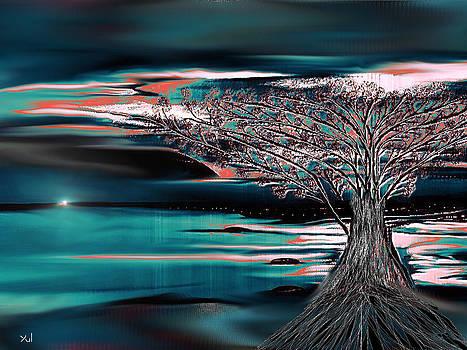 Rising Movement by Yul Olaivar