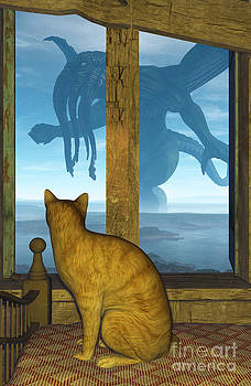 What the Cat Saw by Russell Smeaton
