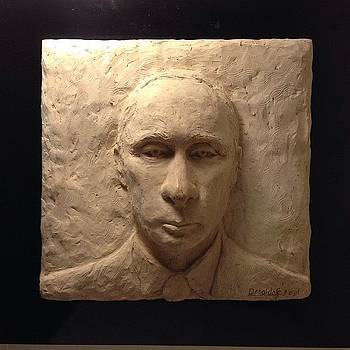What's Hanging In The Restroom? #putin by Khamid B