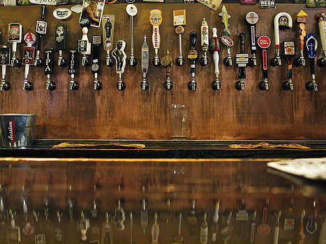 What's on Tap? by Jeff Clark