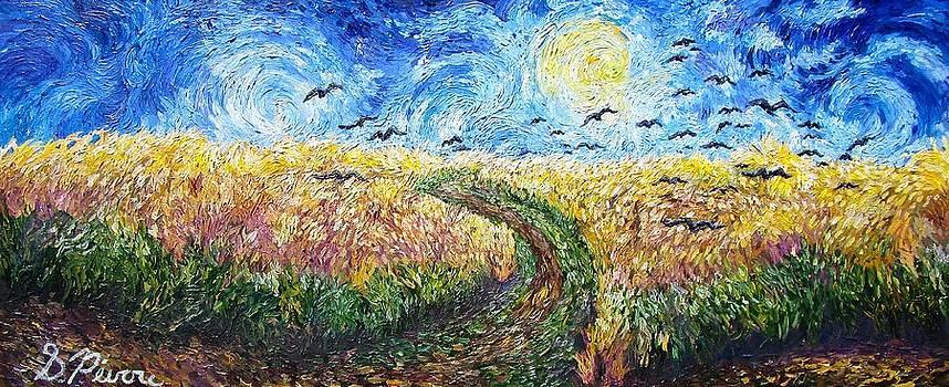 Wheat Field by Sebastian Pierre