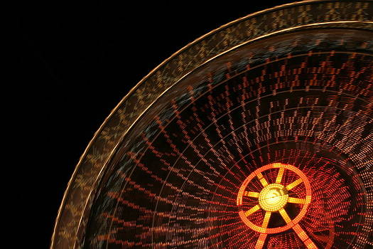 Wheel by Esra Colak