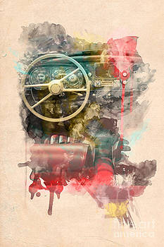 Wheel by Martin Dzurjanik