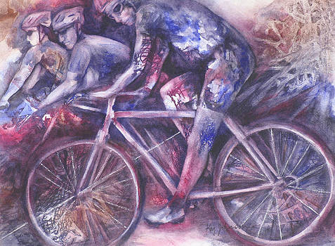 Wheels In Motion by Kay Johnson
