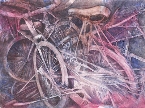 Wheels by Kay Johnson