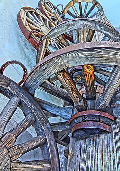Wheels of Age by Gem S Visionary