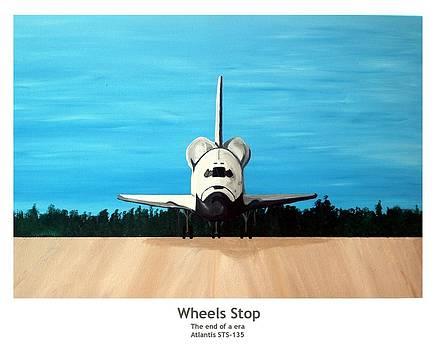 Wheels Stop by Jeff Montgomery