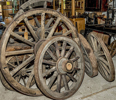 Thomas Schreiter - wheelwright
