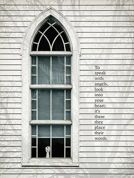 When Angels Speak by Karen Casey-Smith