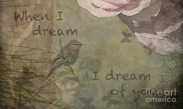 Liz  Alderdice - When I Dream