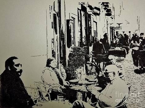 When in Rome... by Tony Ruggiero
