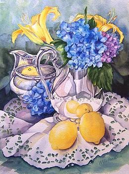 When Life Hands You Lemons by Barbara Bullard