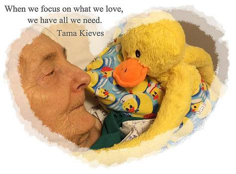 When We Focus on Love by Coleen Harty