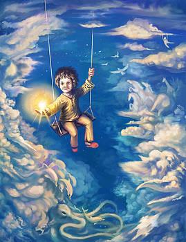 When we were kids by Odysseas Stamoglou