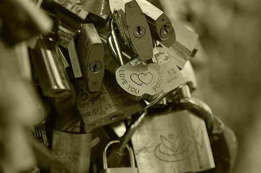 Where Are The Keys by Riad Belhimer