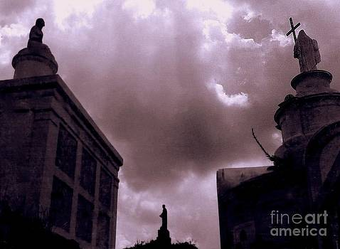 Where Bones Exist Spirits Ascend New Orleans Guardians Of The Spirits by Michael Hoard