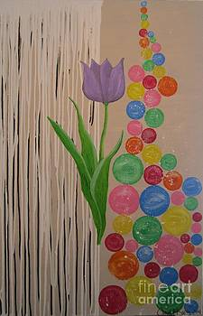 Where is Spring by Christal Kaple Art