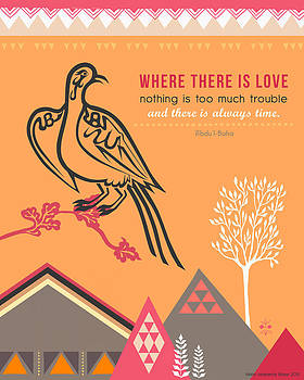 Where There is Love by Misha Maynerick Blaise