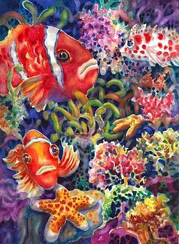 Where's Nemo II by Ann  Nicholson
