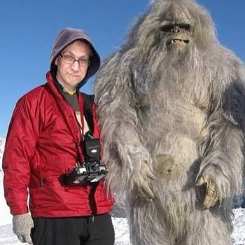 While Shoveling The Snow, Look Who I by Craig Kempf