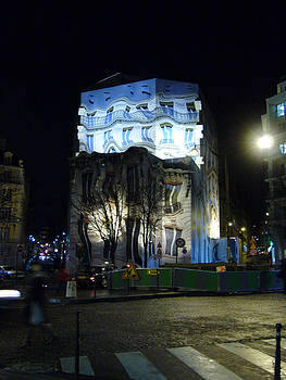Whimsical Architecture in Paris France by Willie Chea